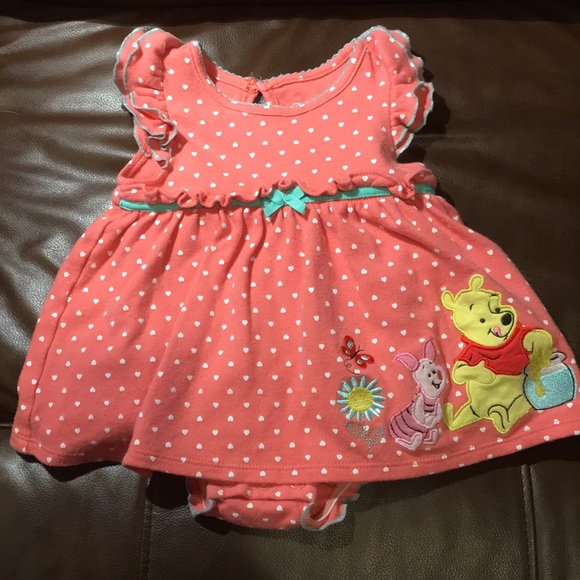 Disney One Pieces Baby Winnie Pooh 36 Mos One Piece Outfit Poshmark